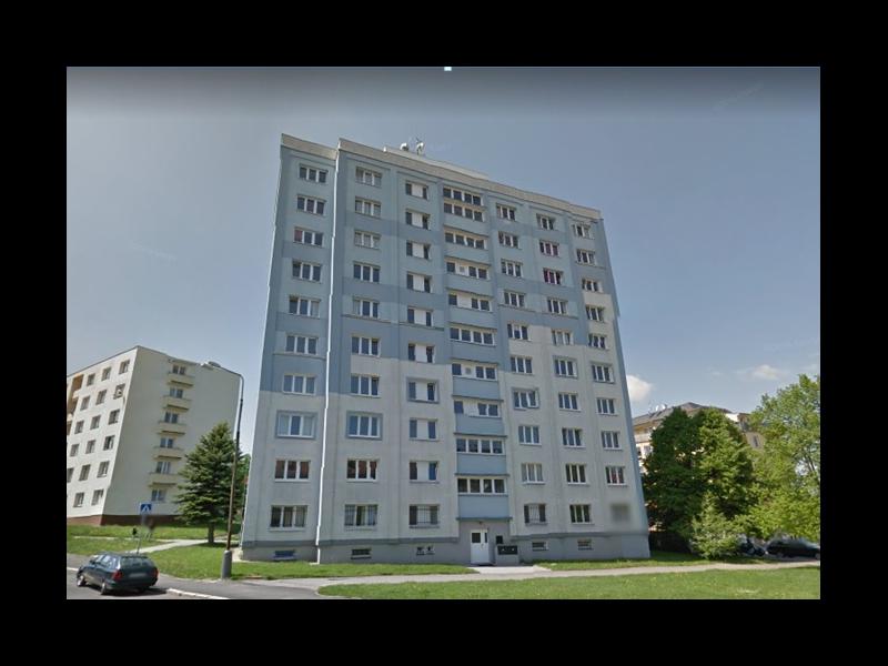 Pronájem bytu č. 107–  1+1– 26,50 m²