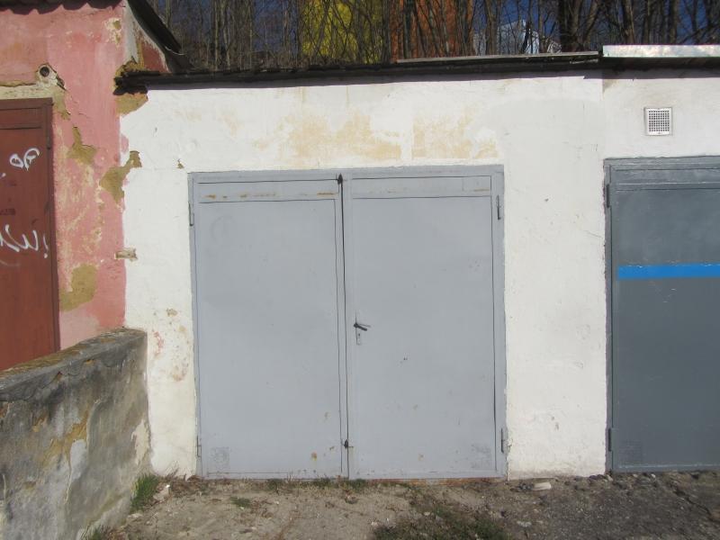 Pronájem garáže v ulici Koželužská – 19 m²