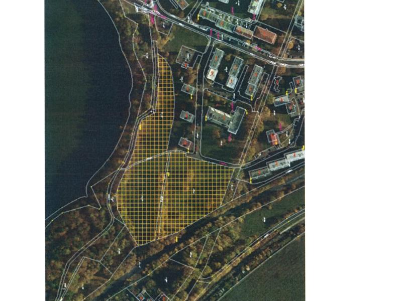 Lokalita určená k developerským účelům, v k. ú.Cheb,Skalka