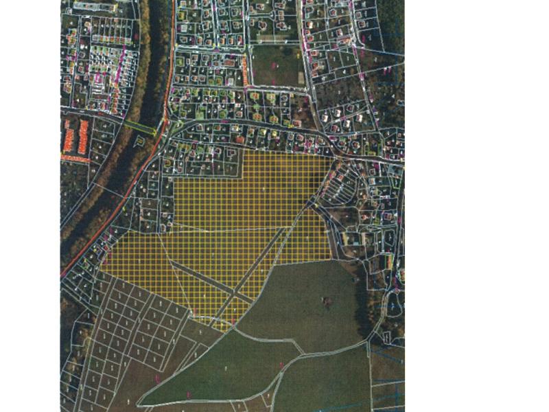 Lokalita určená k developerským účelům, v k. ú.Háje uChebu–jih, obecCheb
