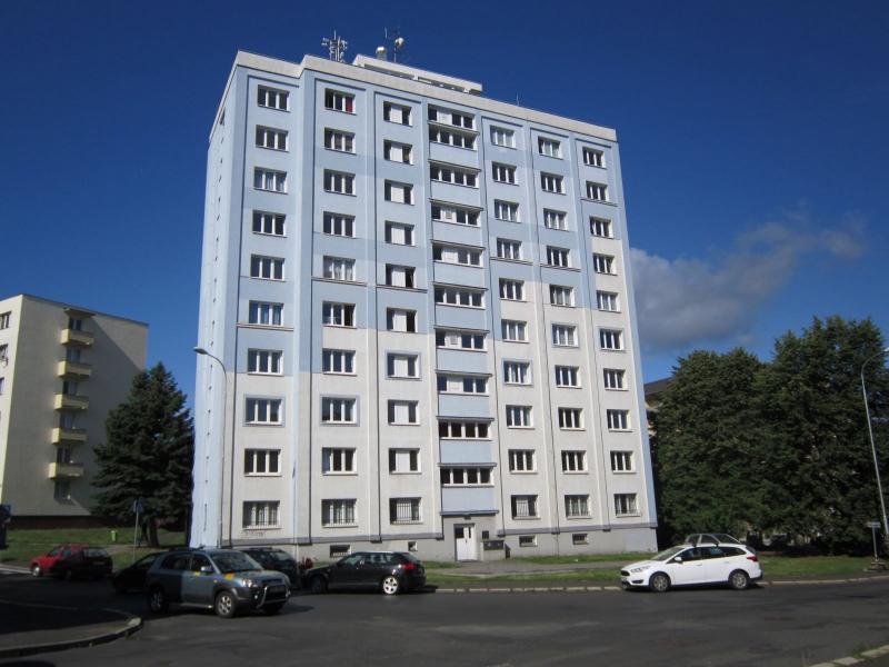 Byt 1+1– 26,50 m²