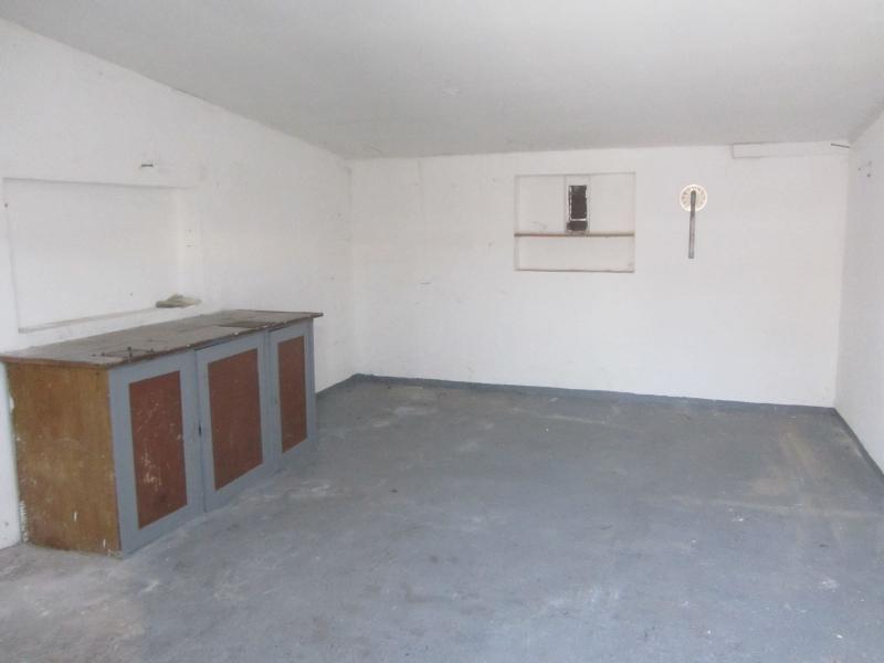 Pronájem velké garáže– 29 m²