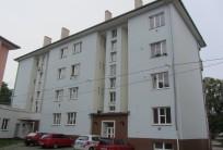 Pronájem bytu č. 102, 1+1– 51,50 m², Obětí nacismu1000/90