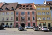 Pronájem kanceláře č. 302 – 186,5 m², nám. Krále Jiřího z Poděbrad